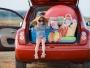 Mit dem Auto in den Urlaub