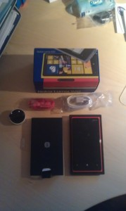 Nokia Lumia 920 ZubehörNokia Lumia 920 Zubehör