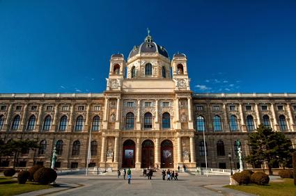 Kunsthistorisches-Museum in Wien