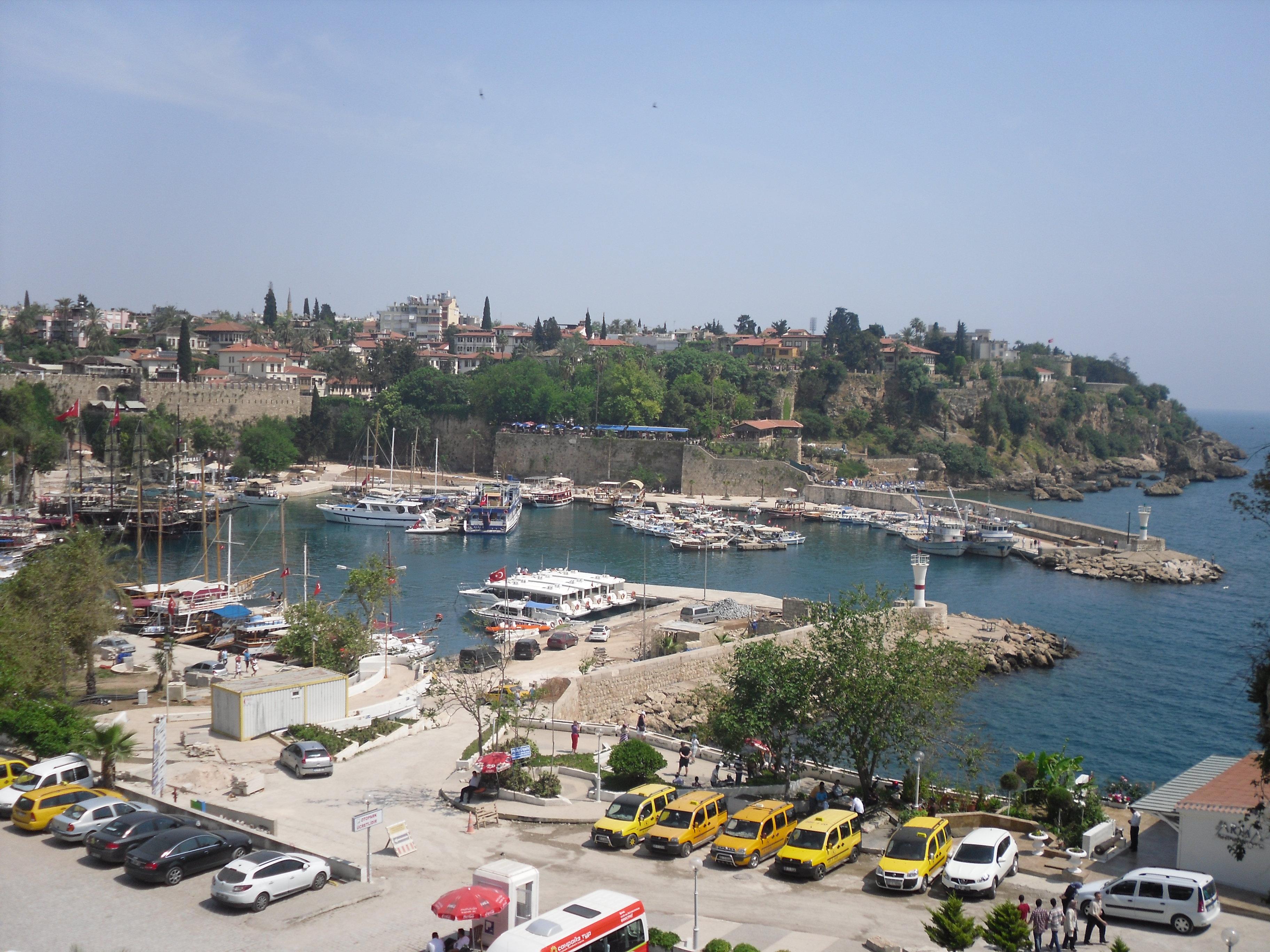 Hafen Antalya