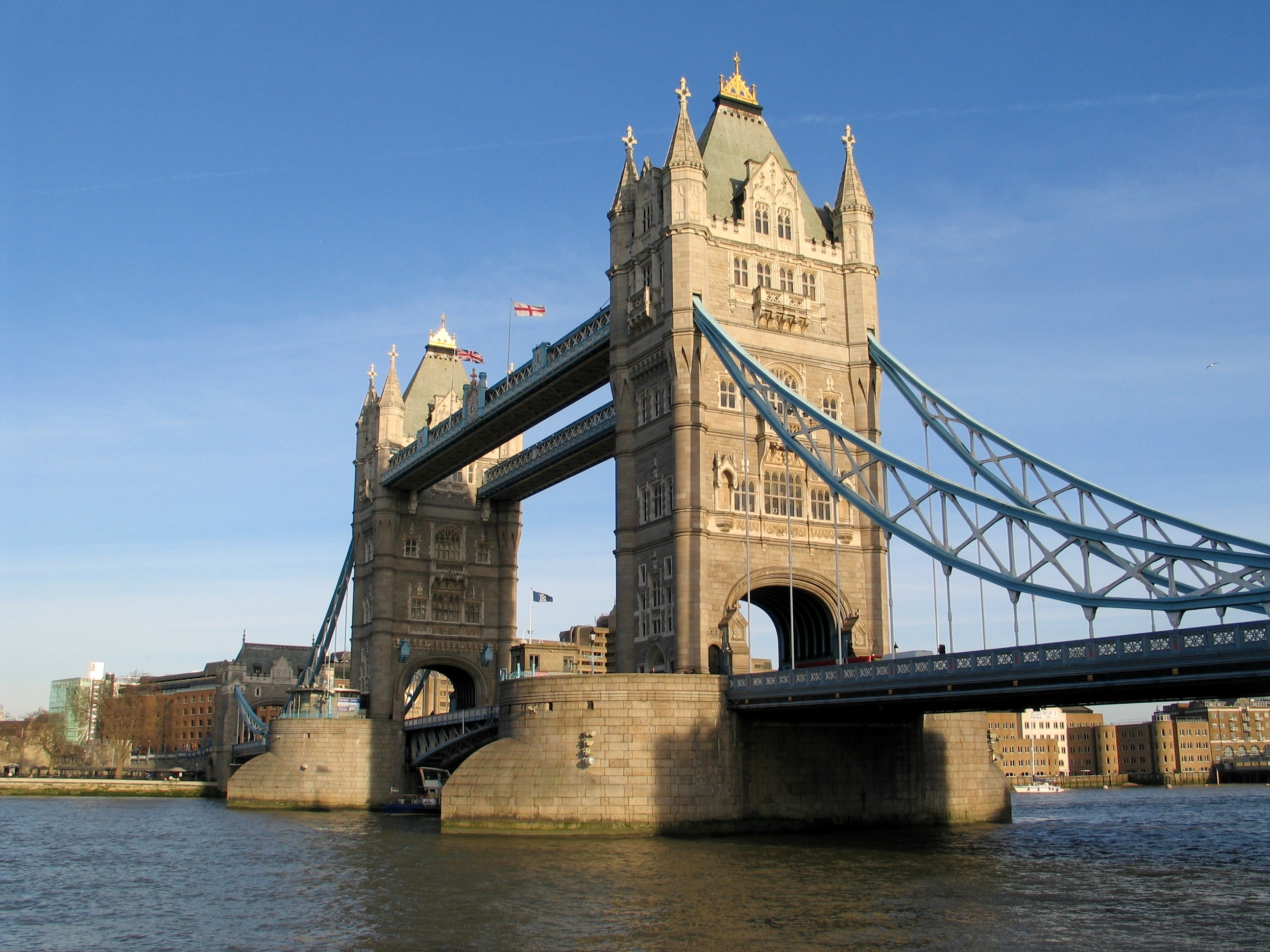 Towerbridge in London