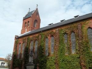 Kirche auf Norderney