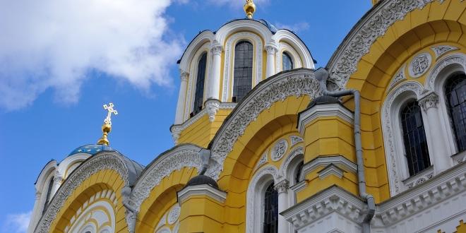 Kiew Kathedrale St Vladimir