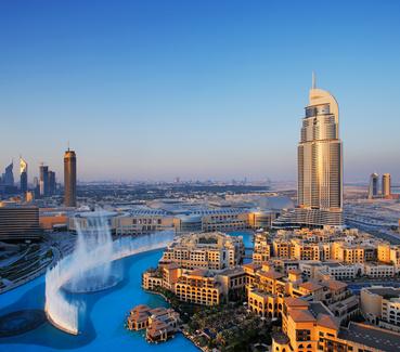 Downtown Duba