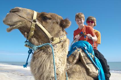 Ägyptenurlaub mit Kindern
