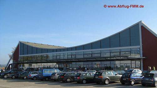 Flughafen Memmingen: Der Allgäu Airport