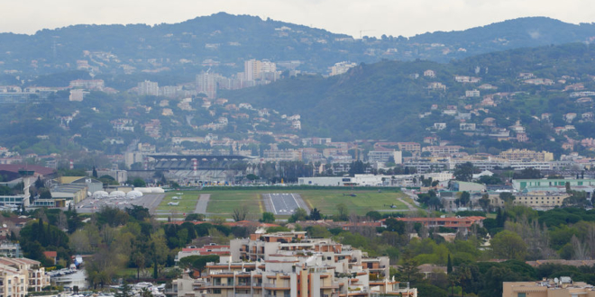 Flugplatz Cannes-Mandelieu