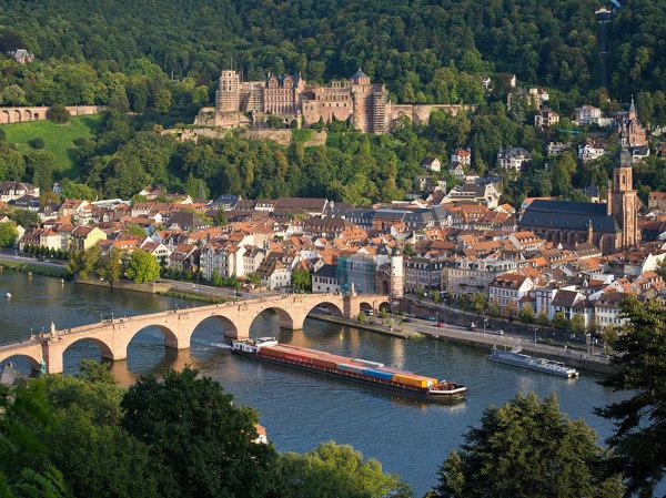Ein paar schöne Tage im Hotel Suites Heidelberg