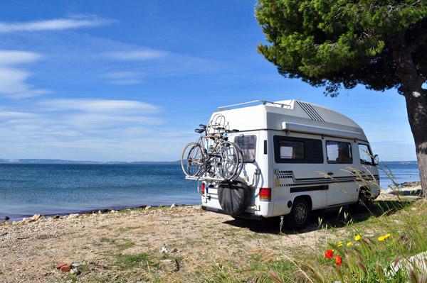 Urlaub mit dem Wohnmobil