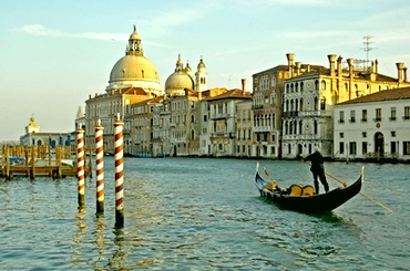 Grande Canal in Venedig